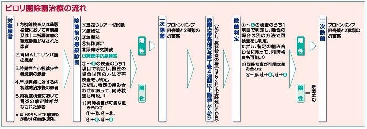 抗体 検査 ピロリ ヘリコバクター 日本ヘリコバクター学会